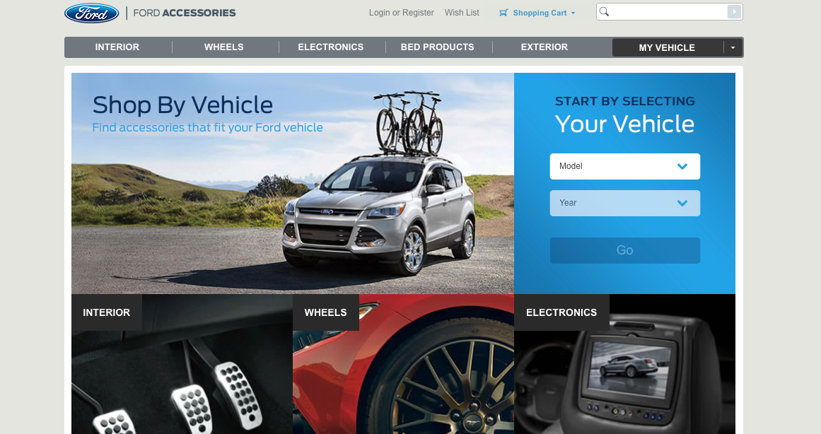 magento-ford-website