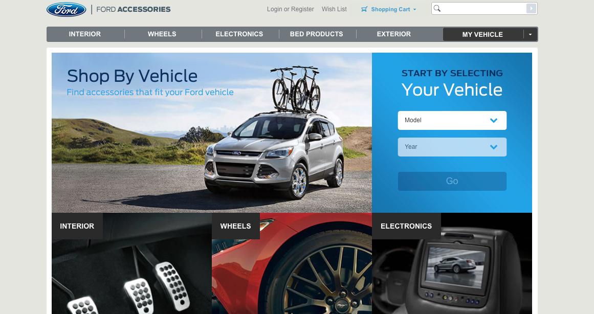 magento-ford-website