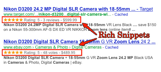 Image result for product snippets