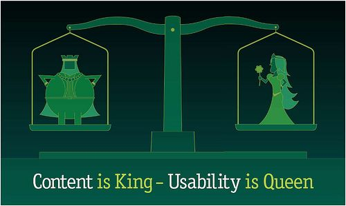 content-king-usability-queen