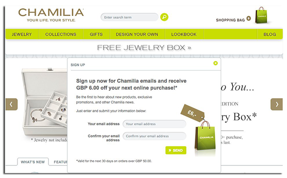 Chamilia-Jewellry