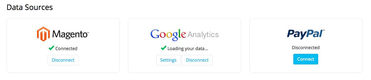 Data source SC