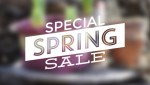 march special sale