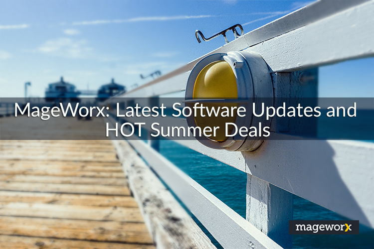 Magento hot summer deals/ Magento Exgension Updates