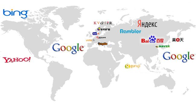 International multilingual multiregional SEO mistakes Yandex Baudu