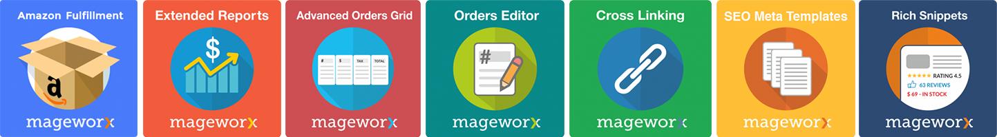 MageWorx Magento 1 Development