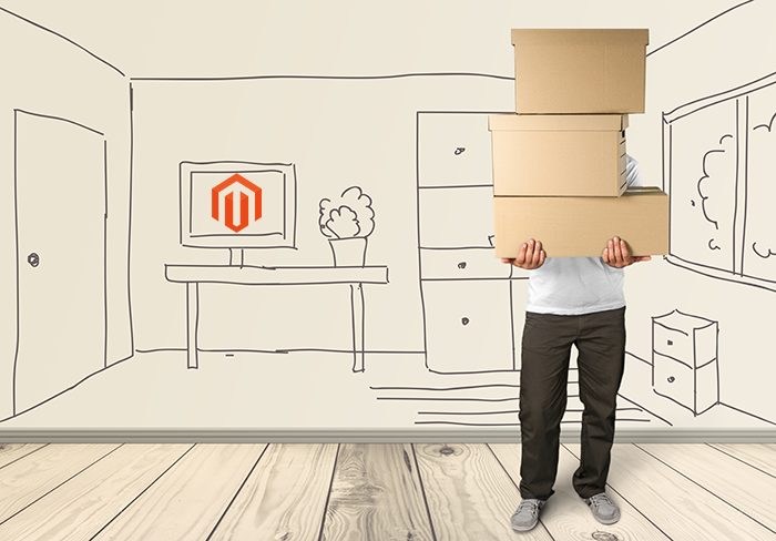 Moving to Magento