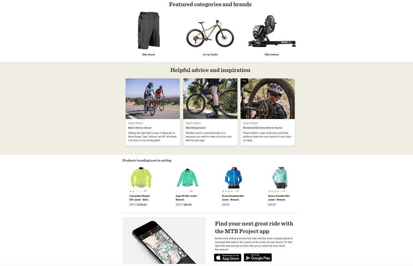 ecommerce category page optimization