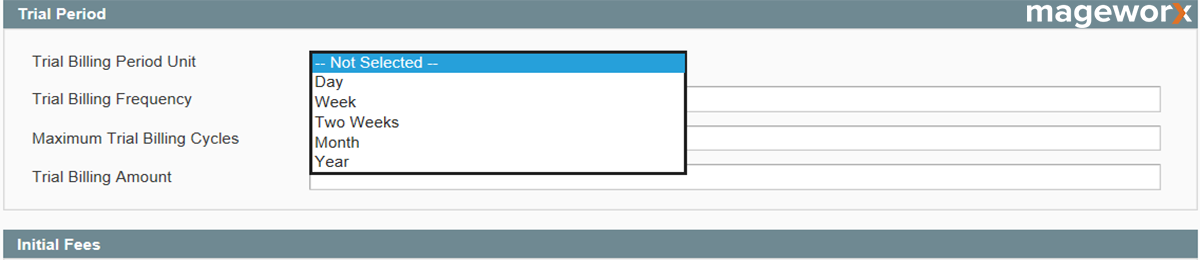 Magento recurring profiles setting - image 7