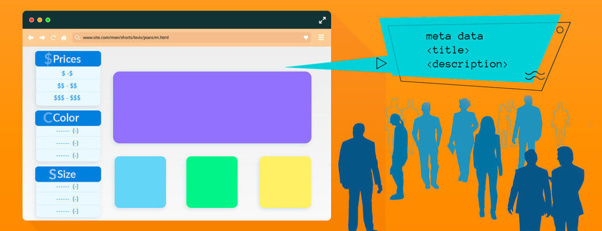 Optimizing Layered Navigation in Magento 2 for site visitors