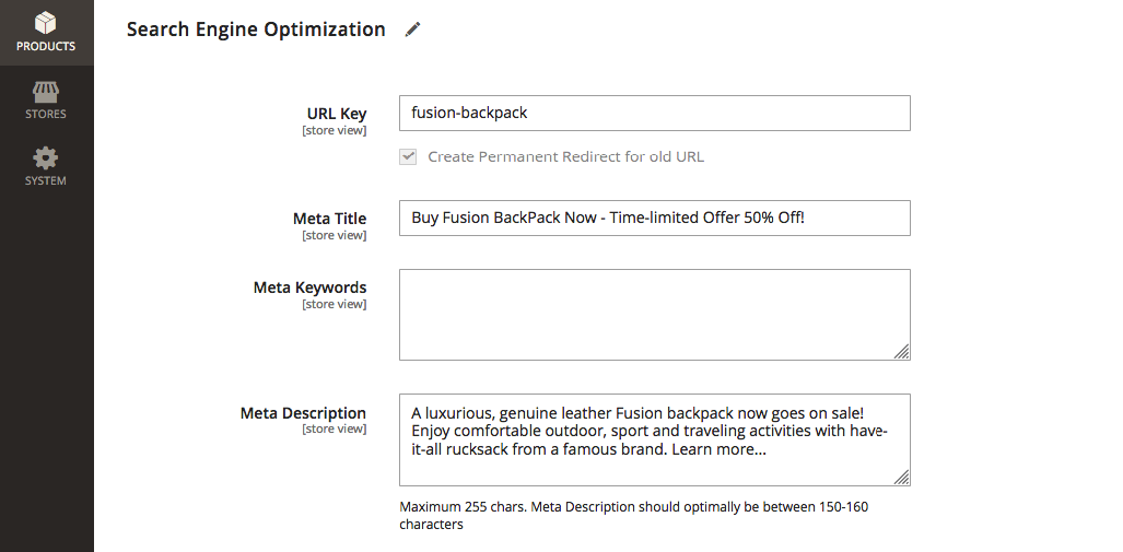 Magento SEO: Creating Perfect eCommerce Meta Title & Meta