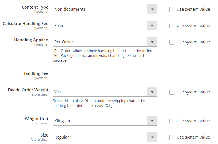 How to Setup and Configure Magento DHL Integration | MageWorx Blog