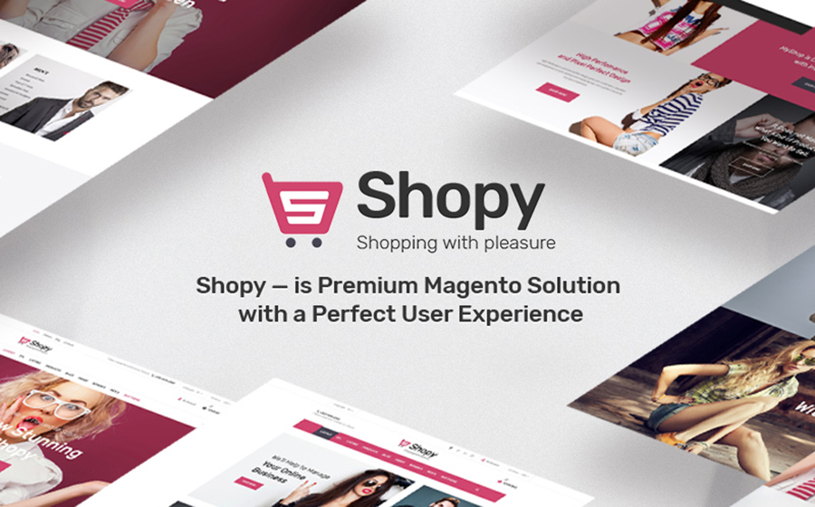 Shopy - fashion Magento Theme | MageWorx Blog