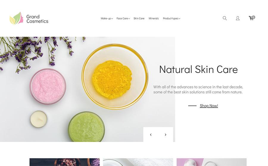 Cosmetics Store Magento Theme | MageWorx Blog