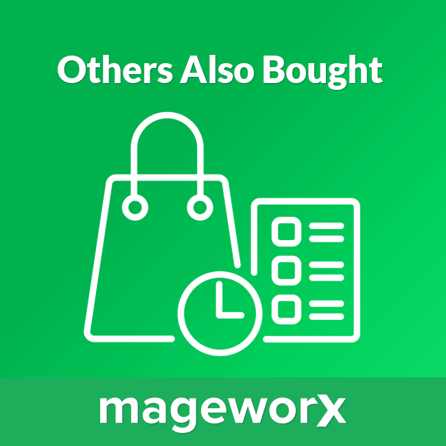 Others Also Bought FREE Extension for Magento 2