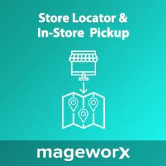 Store Locator & In-Store Pickup Magento 2