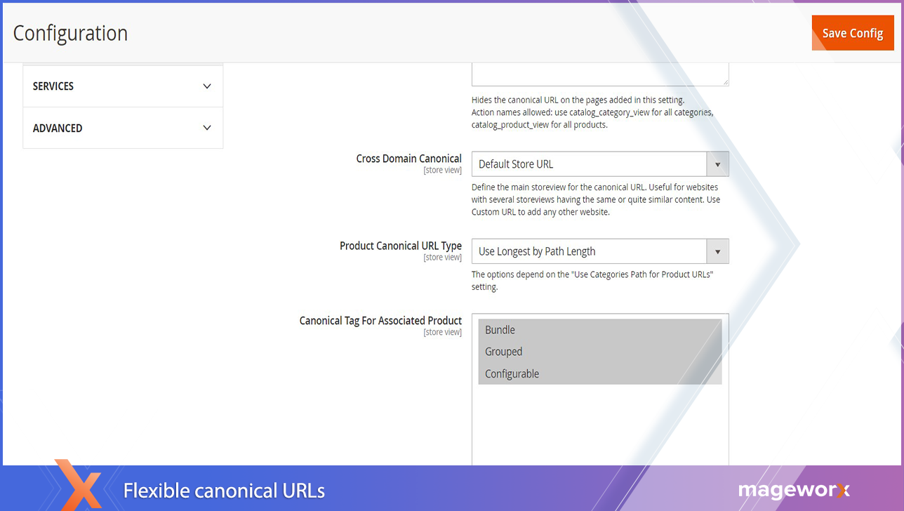 Flexible canonical URLs | MageWorx Magento Blog
