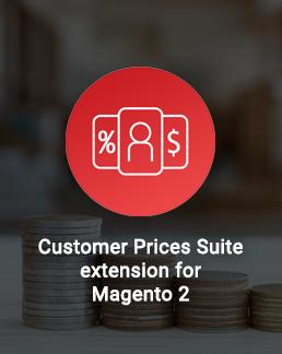 Customer Prices Suite M2