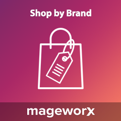MageWorx Shop by Brands for Magento 2