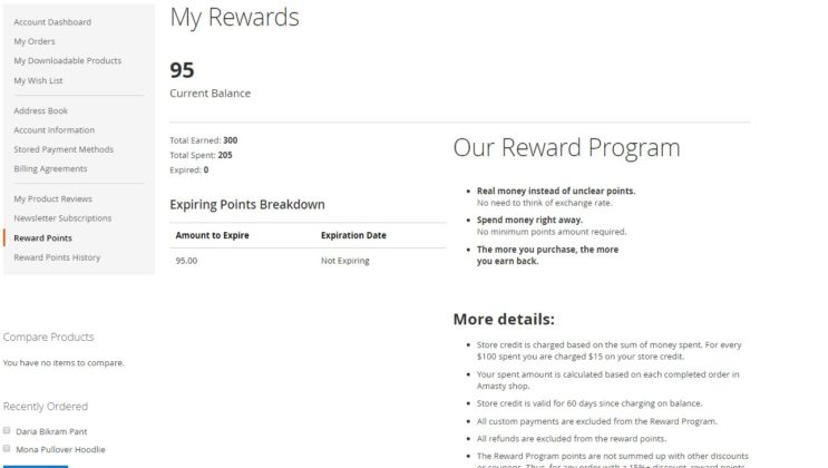 Top 7 Magento 2 Reward Points Extensions | MageWorx Magento Blog