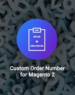Magentoi 2 Custom Order Number