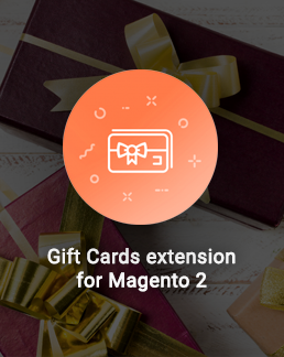 Magento 2 Gift Cards extension