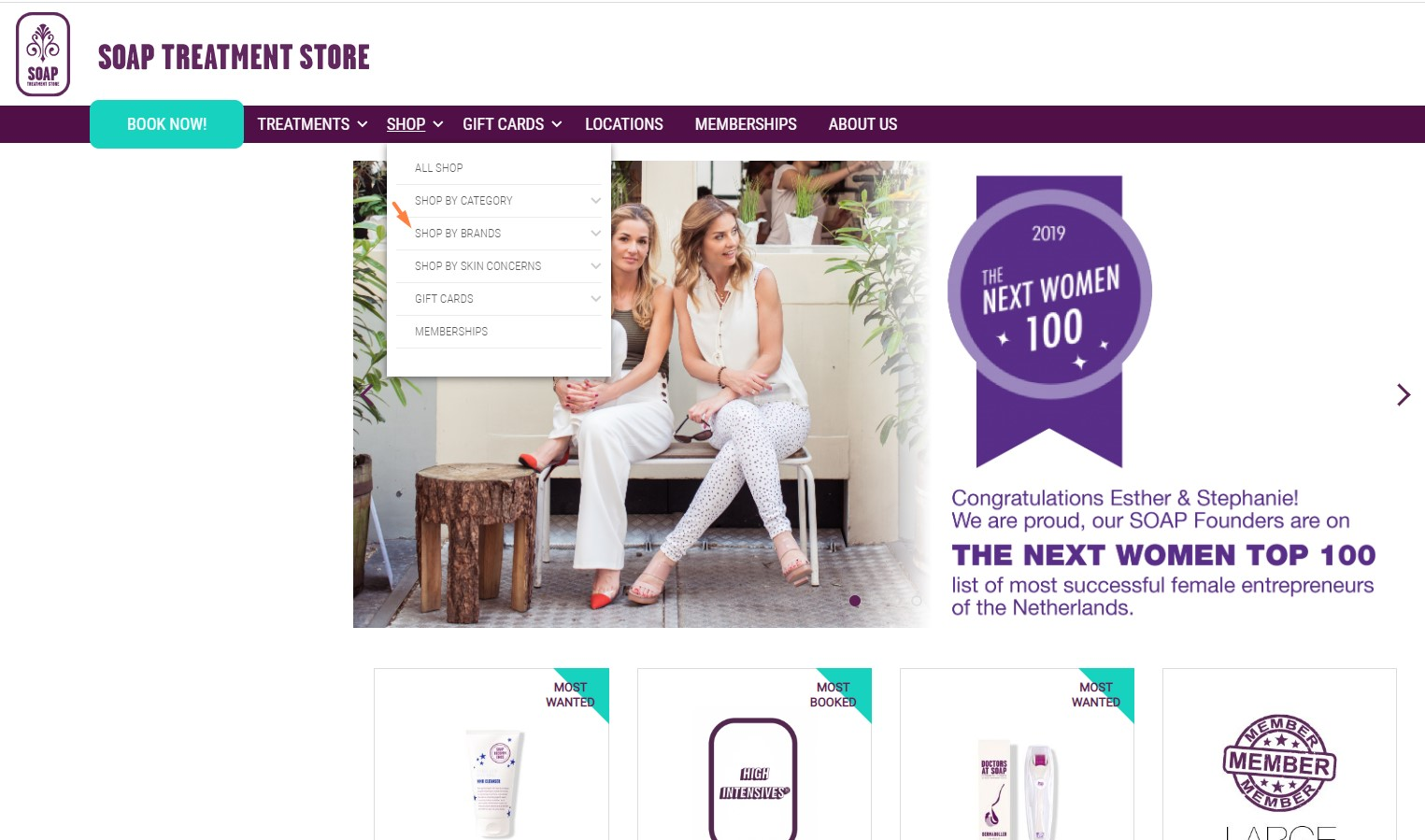 Magento 2 Shop by Brand Functionality   MageWorx Blog