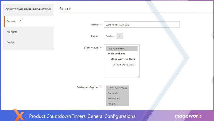 Magento 2 Product Countdown Timers   MageWorx Blog