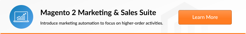 Magento 2 Marketing & Sales Suite