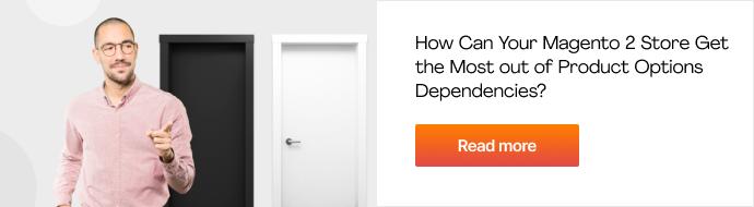 Magento 2 dependencies