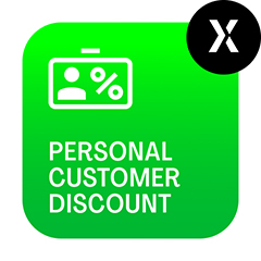 Magento 2 Personal Customer Discount