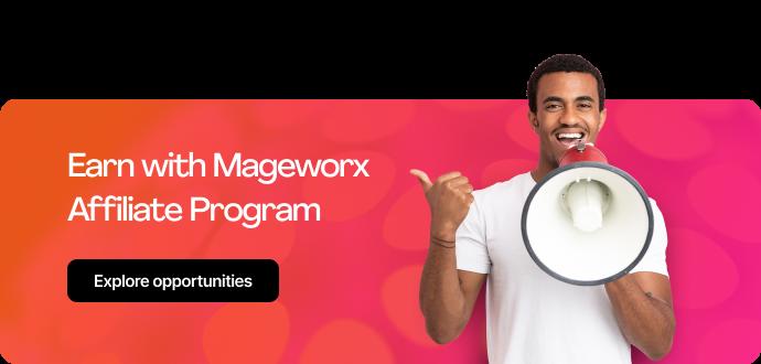 Mageworx Affiliate Program - Magento 2