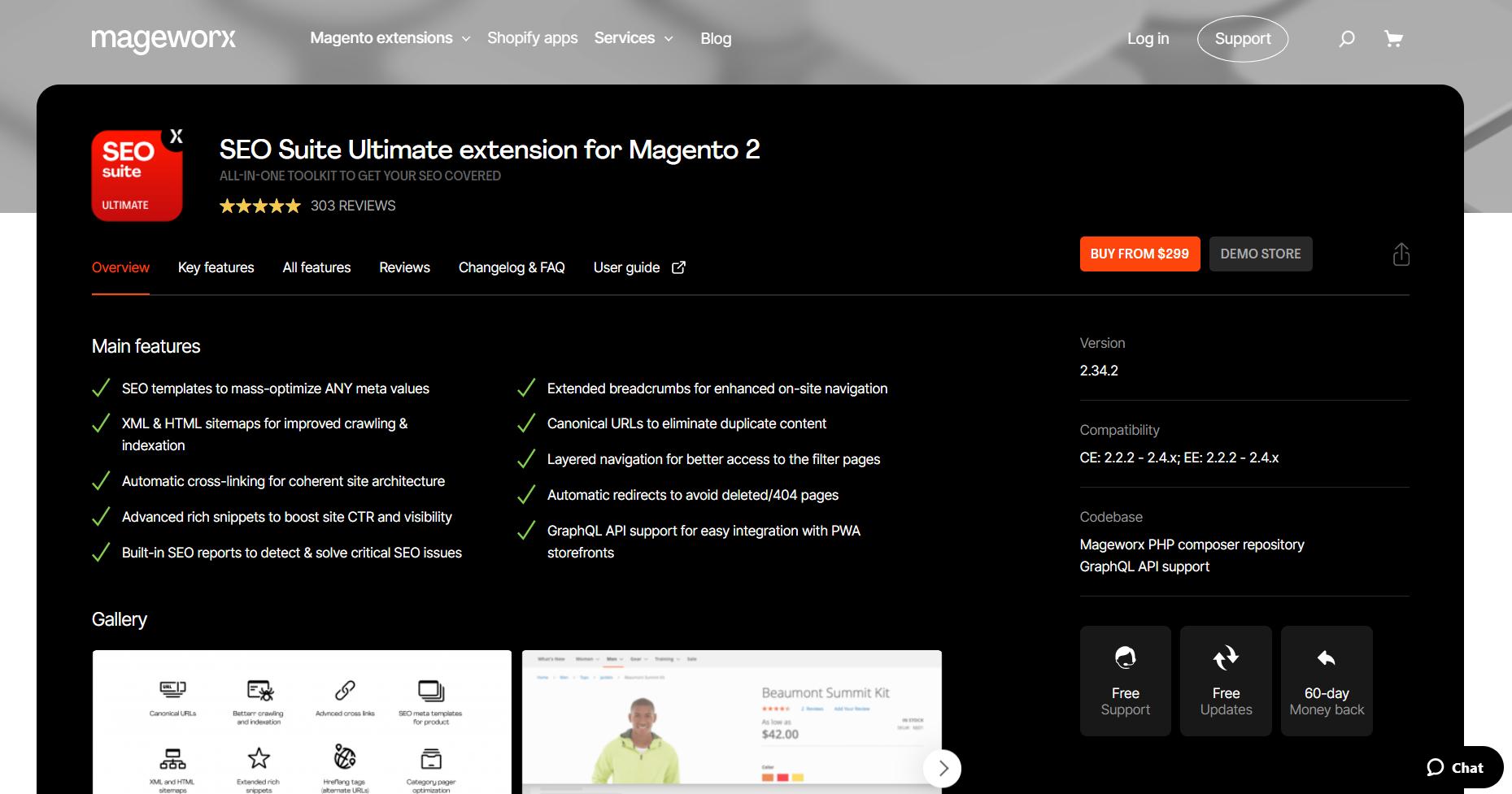 best magento extensions - Mageworx SEO Suite