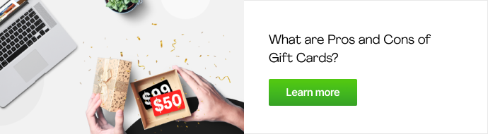 ecommerce reviews and gift cards