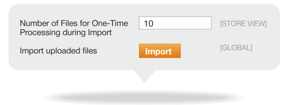 Import files with File Downloads and Product Attachments Magento extension