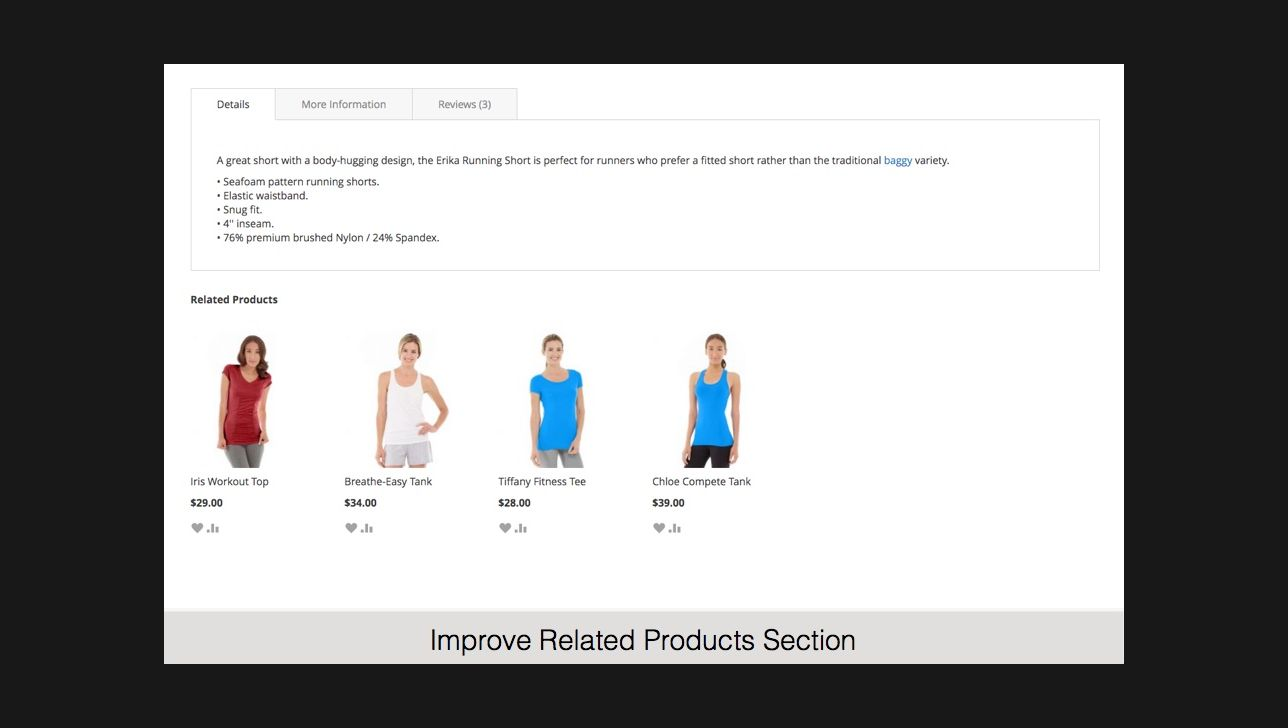 Improve Related Products Section,Configure Others Also Bought Settings,Collect and Apply Product Relations Data,Get Relevant Product Relations,,