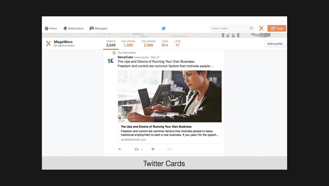 Twitter Cards,Extended Rich Snippets General Settings,Breadcrumbs Markup Implementation,SEO Markup for Product Pages,Rich Snippets in Search Results,SEO Markup for Product Pages,Rich Snippets for a Page / Website,SEO Markup for Product Pages,Structured Da
