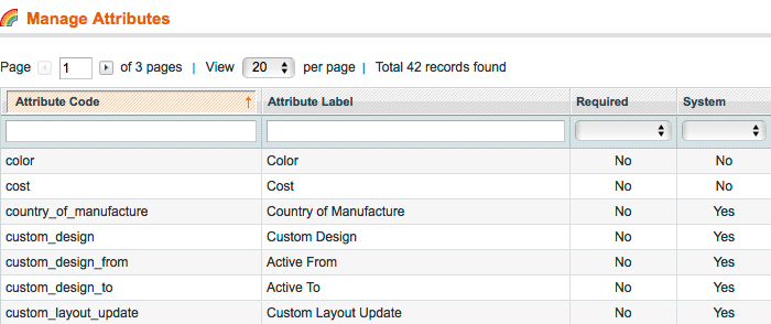 configurable product Magento
