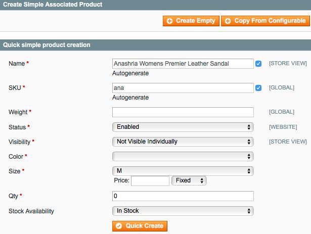 Magento product tab