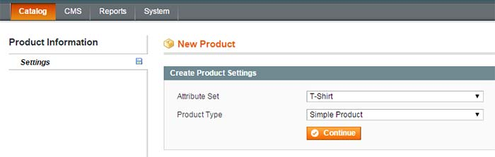 How to add product to Magento